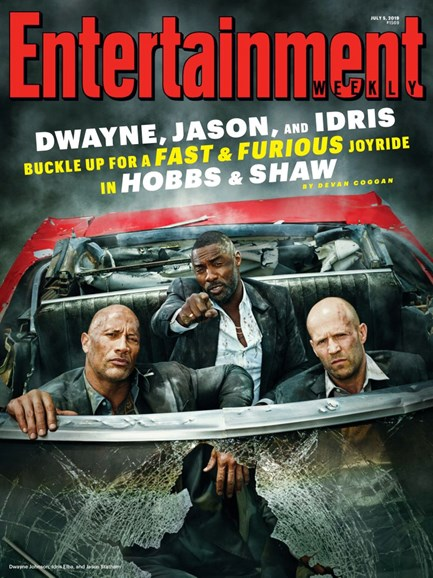Entertainment Weekly Cover - 7/5/2019