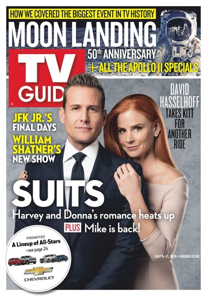TV Guide Cover - 7/8/2019