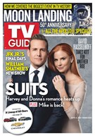 TV Guide Magazine 7/8/2019