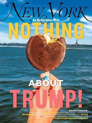 New York Magazine | 7/8/2019 Cover