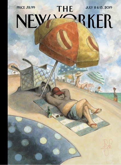 The New Yorker Cover - 7/8/2019