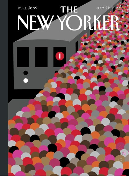 The New Yorker Cover - 7/22/2019