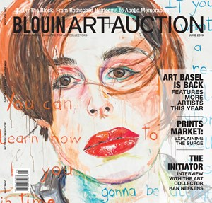 Art and Auction Magazine | 6/2019 Cover