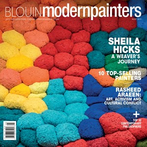 Modern Painters Magazine | 5/2019 Cover