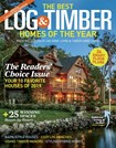 Timber Home Living Magazine | 6/1/2019 Cover