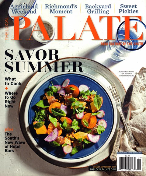 The Local Palate Cover - 8/1/2019