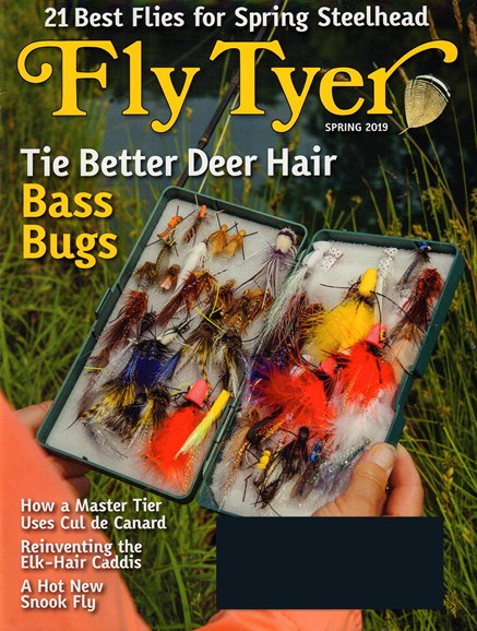 Fly Tyer Cover - 3/1/2019