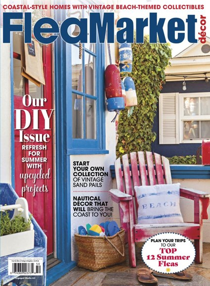 Flea Market Décor Cover - 8/1/2019
