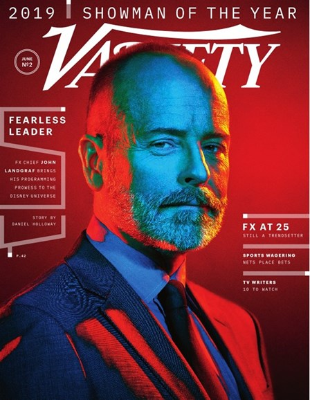 Variety Cover - 6/11/2019