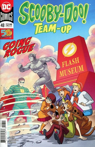 Scooby- Doo Team Up Cover - 7/1/2019