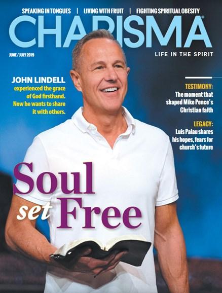 Charisma Cover - 6/1/2019
