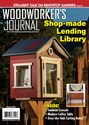 Woodworker's Journal Magazine   8/2019 Cover
