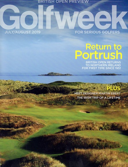 Golfweek Cover - 7/1/2019