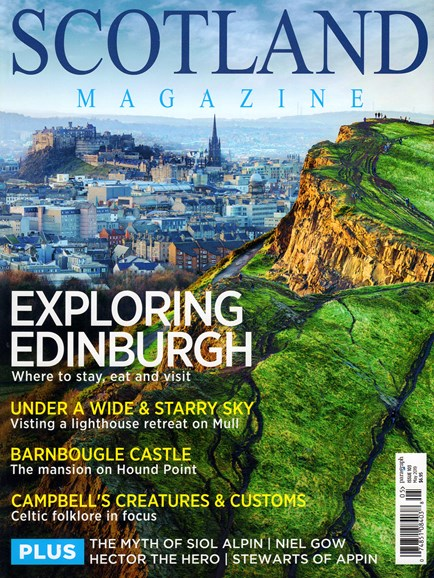 Scotland Magazine Cover - 5/1/2019