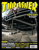 Thrasher Magazine 7/1/2019