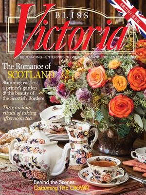 Victoria Magazine | 9/2019 Cover