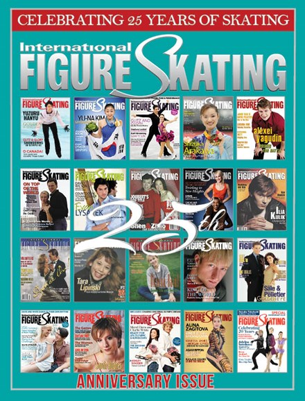 International Figure Skating Cover - 8/1/2019