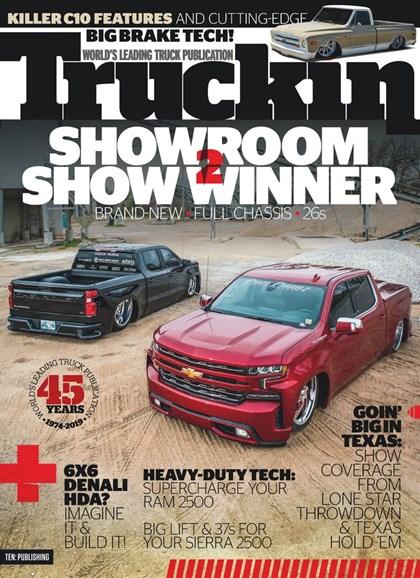 Truckin' Cover - 9/1/2019