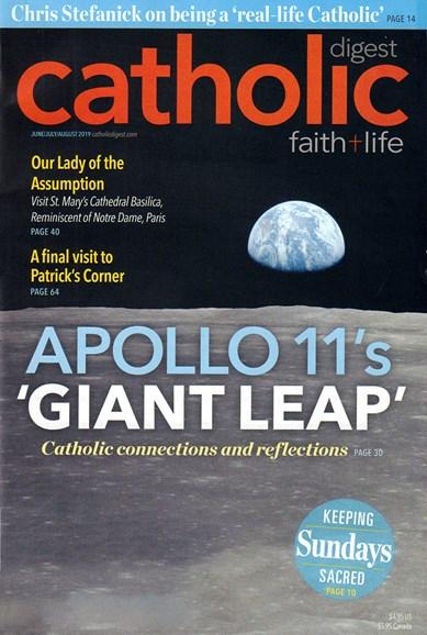 Catholic Digest Cover - 6/1/2019