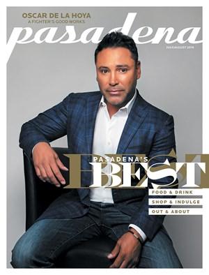 Pasadena | 7/2019 Cover