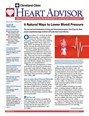 Heart Advisor Newsletter | 3/2019 Cover
