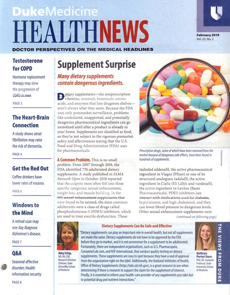 Health News Cover - 2/1/2019