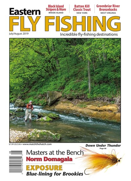 Eastern Fly Fishing Cover - 7/1/2019