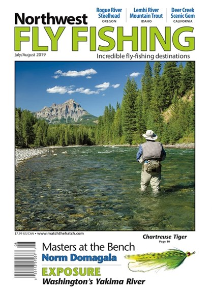 Northwest Fly Fishing Cover - 7/1/2019