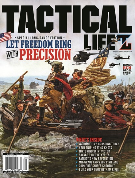 Tactical Life Cover - 8/1/2019