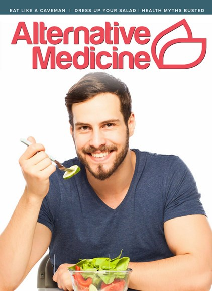 Alternative Medicine Cover - 5/1/2019