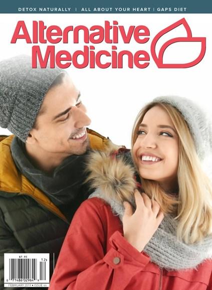 Alternative Medicine Cover - 2/1/2019