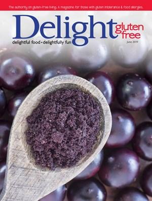 Delight Gluten Free | 6/2019 Cover