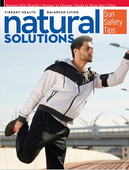 Natural Solutions Cover - 4/1/2019