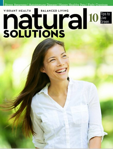 Natural Solutions Cover - 2/1/2019