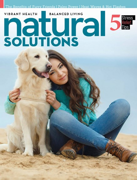 Natural Solutions Cover - 6/1/2019