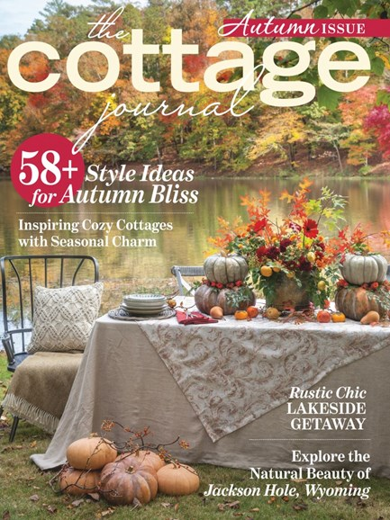 The Cottage Journal Cover - 9/1/2019
