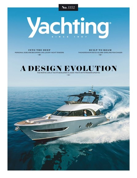 Yachting Cover - 8/1/2019