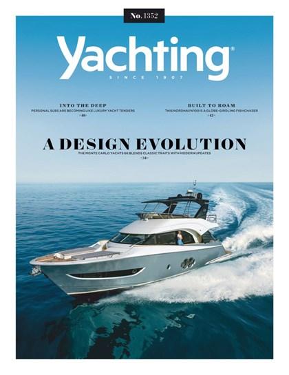 Yachting Magazine | 8/2019 Cover