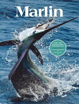 Marlin Magazine | 8/2019 Cover
