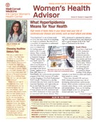 Women's Health Advisor 8/1/2019