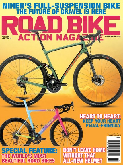 Road Bike Action Cover - 7/1/2019