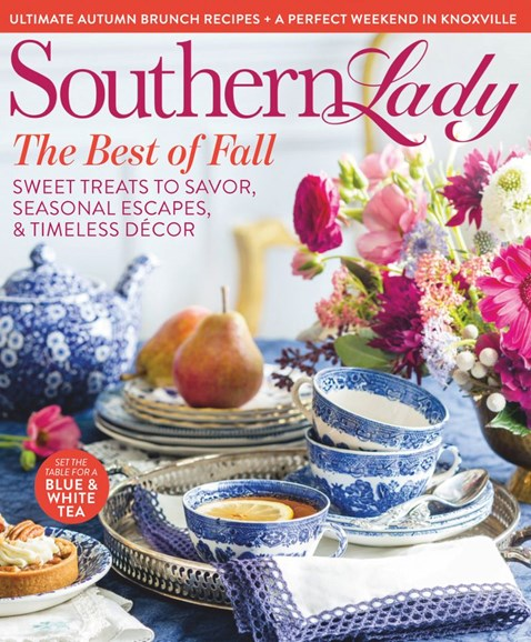 Southern Lady Cover - 9/1/2019