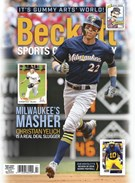 Beckett Sports Card Monthly Magazine 7/1/2019