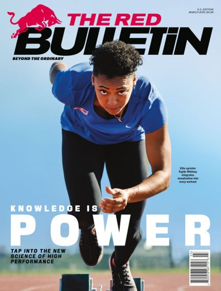 The Red Bulletin Cover - 3/1/2019