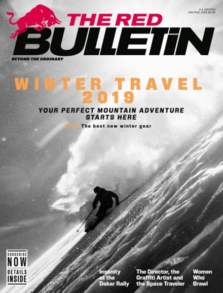 The Red Bulletin Cover - 1/1/2019