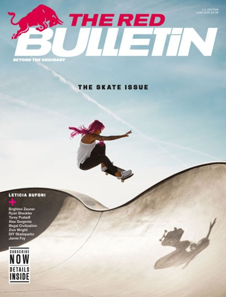 The Red Bulletin Cover - 6/1/2019