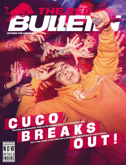 The Red Bulletin Cover - 4/1/2019