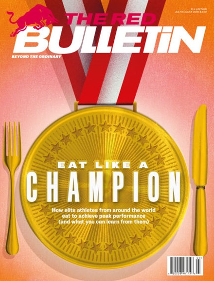 The Red Bulletin Cover - 7/1/2019