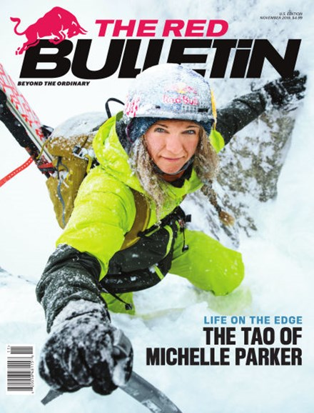 The Red Bulletin Cover - 11/1/2018