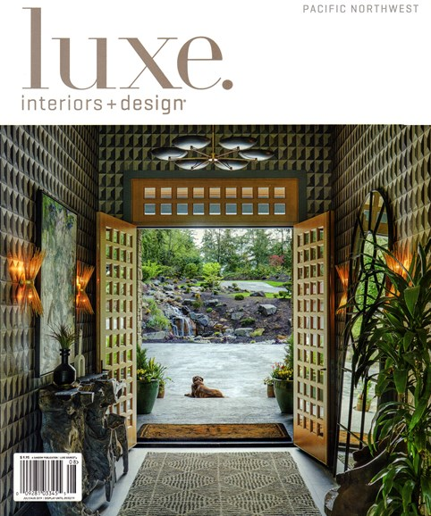Luxe Interiors & Design Cover - 7/1/2019